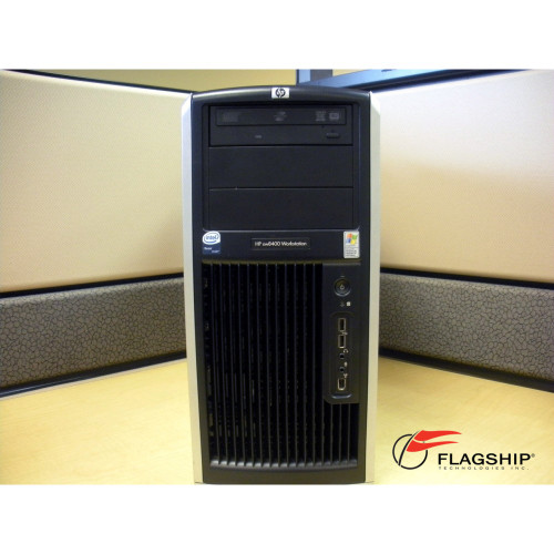 HP PS955AV xw8400 Base Model Workstation (no processor, memory, or hard drive)