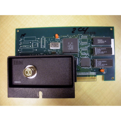 IBM 41F6464 4224 Twinax Attach Card - Gold Edge Connector 4224-1xx via Flagship Tech