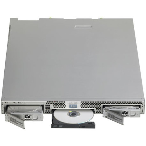 Sun A85-JGZ2-H-4GB-JL8 X2200 M2 Server 2x 2.6GHz 4GB memory 2x 250GB drives 21
