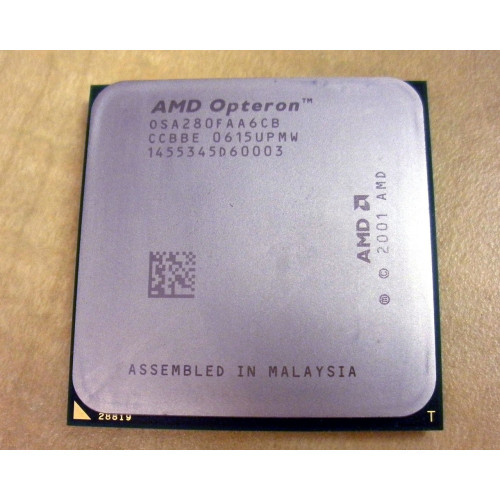 Sun 371-0839 X8044A AMD Opteron 280 Dual Core 2.4GHz Processor via Flagship Tech