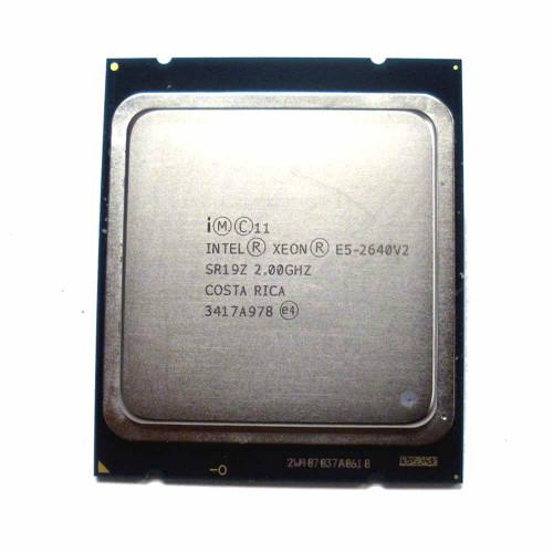 Intel SR19Z Processor 8-Core Xeon E5-2640 v2