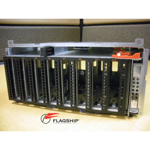 IBM 46K7881 46K7882 2A16 Media Backplane/Cage 8-Slot SFF SAS & External SAS Port