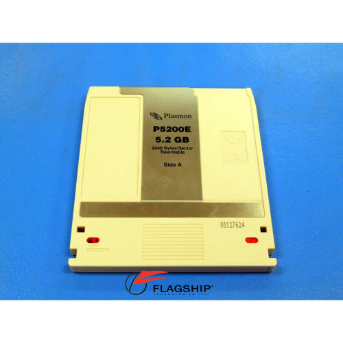 PLASMON P5200E 5.2 GB R/W DISK