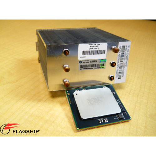 HP 650769-L21 DL980 G7 INTEL E7-2860 2.26GHZ 10C 4P (1 of 4) via Flagship Tech