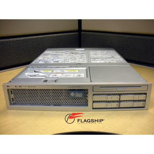 Sun T2000 T20Z108B-16GA2G 8-Core 1.2GHz, 16GB, 2x 73GB, DVD