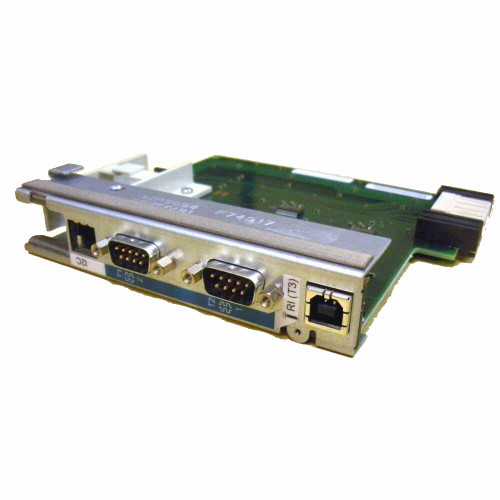 IBM 97P4214 CEC Passthru Serial Port Card for 570 561