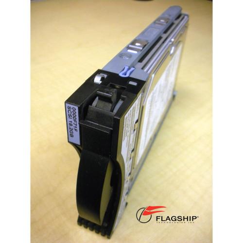 IBM 2104-6118 55P8046 18.2GB 10K SCSI Hot Swap Hard Drive