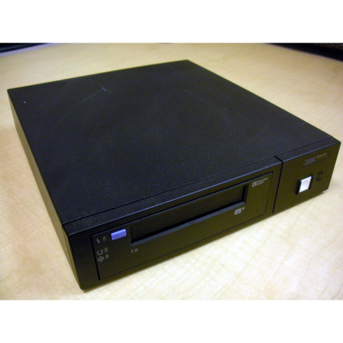 IBM 7208-222 7/14GB 8MM External SCSI Tape Drive IT Hardware via Flagship Technologies, Inc, Flagship Tech, Flagship