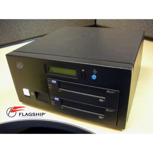 IBM 7208-234 Dual 7/14GB 8MM SCSI Differential External Tape Drive