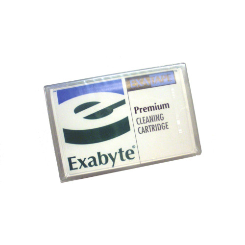 Exabyte 2-552-000-05 309258 Exatape 8mm Cleaning Cartridge Tape