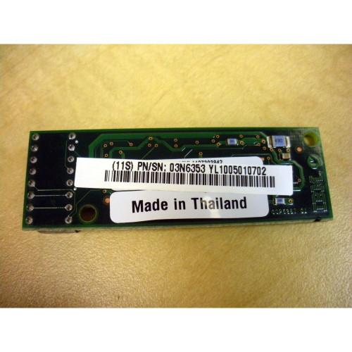 IBM 03N6353 (CCIN 52AB) VPD Card via Flagship Tech