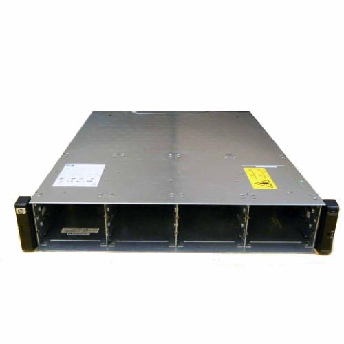 HP 481321-001 AJ948A MSA2000 Chassis w/Midplane LFF HDD