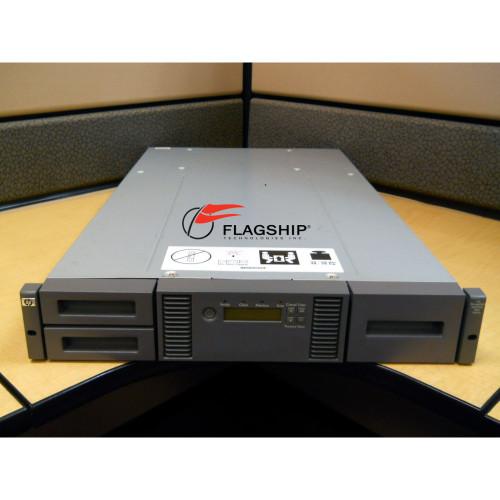 HP AJ033A MSL2024 1 LTO-4 ULT1840 SCSI LIBRARY