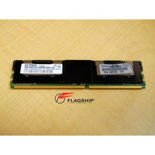 COMPAQ 419007-001 1GB DDR2-667 PC2-5300F MEMORY