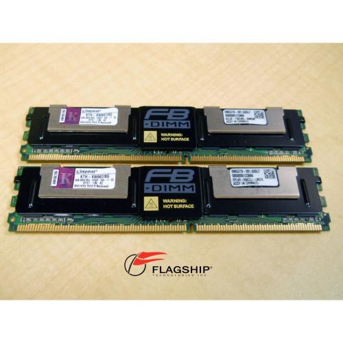 KTH-XW667/8G 8GB DDR2 PC2-5300 FBD MEMORY KIT (2X4GB)