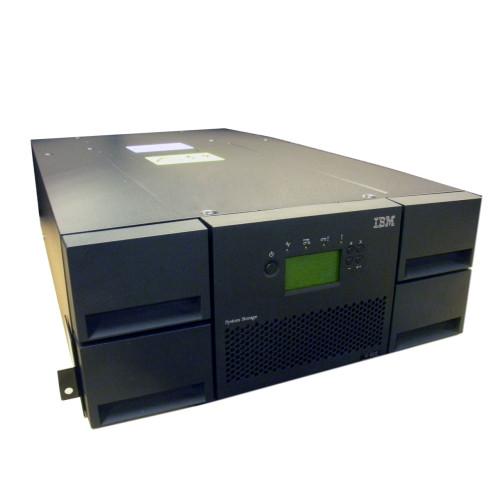 IBM 3573-L4U TS3200 Tape Library 48 Slot, with 8143 LTO-4 Full Height LVD SCSI Drive via Flagship Tech