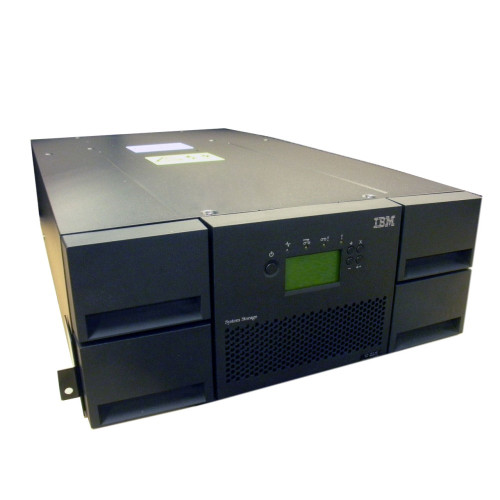 IBM 3573-L4U TS3200 Tape Library 48 Slot with 8145 LTO-4 FH SAS Drive via Flagship Tech