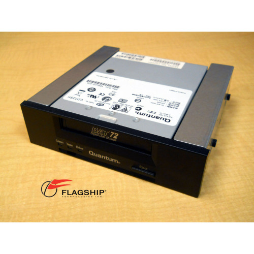 HP CD72SH QUANTUM DAT72 INTERNAL SATA 5.25 INCH TAPE DRIVE