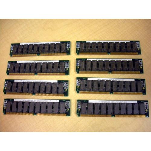 IBM 5064-701X 64MB (8x 8MB) SIMM Memory Kit 80ns 72 Pin 68X6357 70F9976 via Flagship Tech