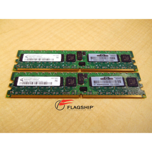 HP Integrity rx2660 AD274A 2GB DDR2 (2X1GB) Memory via Flagship Tech