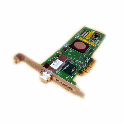 AD299A HP Integrity PCIE 1-Port 4GB Fibre Channel Host Bus Adapter