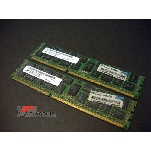 HP AM231A AM328A rx2800 i2 16GB (2X8GB) PC3-10600 Registered CAS-9 Memory Kit