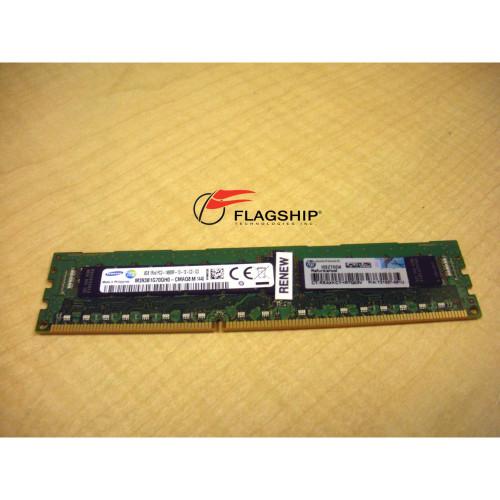 HP 735303-001 8GB PC3-14900R-13 1RX4 DDR3 MEMORY DIMM