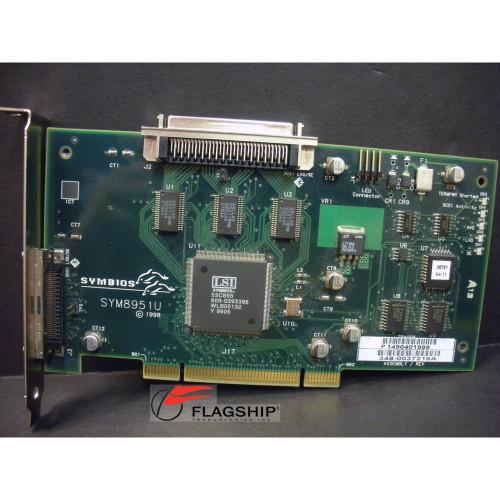 HP A4999A PCI ULTRA2 LVD SCSI ADAPTER via Flagship Tech