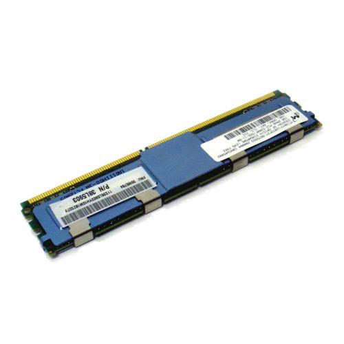 IBM 39M5784 Memory 1GB PC2-5300F 667MHz