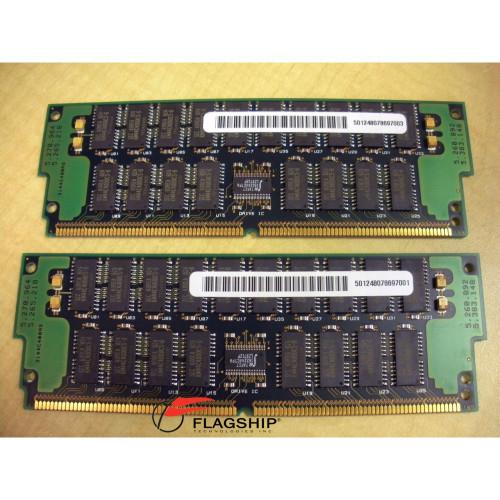 Sun X7003A 128MB (2x 64MB) Memory Kit 501-2480 for Ultra 2 30 60 E220R E250 E450