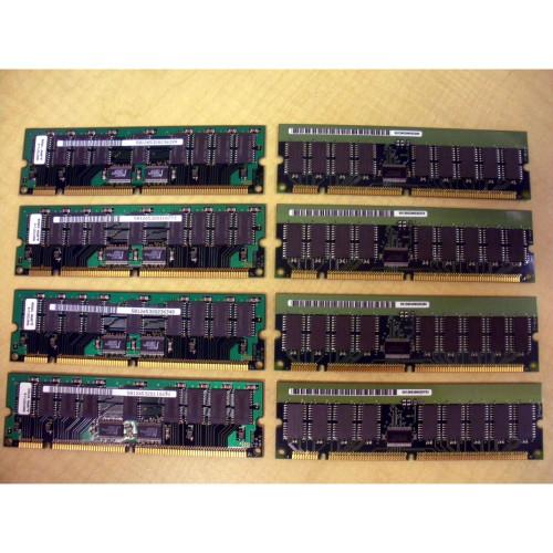 Sun X7022A 256MB (8x 32MB) Memory Kit 501-2653 for E3x00 E4x00 E5x00 E6x00 E10K via Flagship Tech