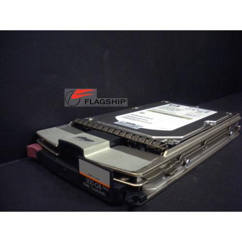 HP 370794-001 500GB FATA 7.2K DUAL PORT 2GB via Flagship Tech