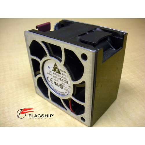 HP 394035-001 60mm X 38mm Fan Assembly for DL380 G5 via Flagship Tech