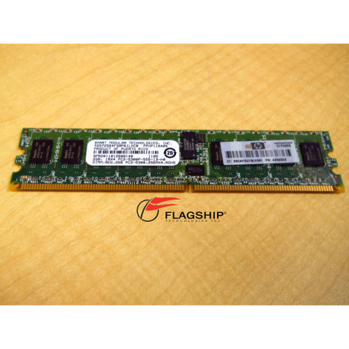 HP AB565-69003 2GB 1Rx4 PC2-5300P DDR2 MEMORY DIMM