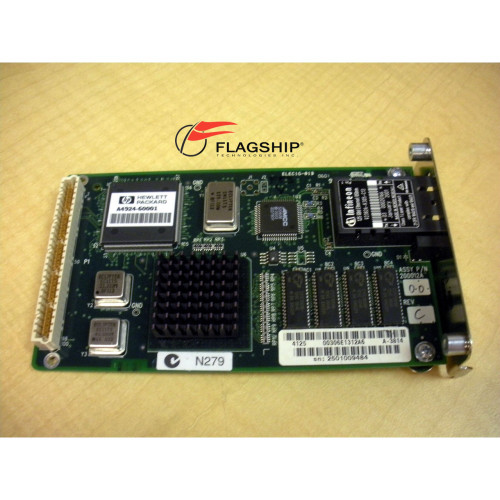 HP A4924A 1000 BASE SX LAN ADAPTER