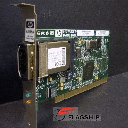 HP A5158A PCI 2X FIBRE CHANNEL ADAPTER