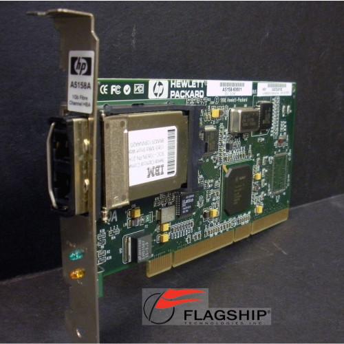 HP A5158A PCI 2X FIBRE CHANNEL ADAPTER