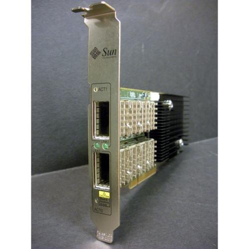 Sun 7054890 10Gb Dual PCI-E Ethernet Card *No Transceivers via Flagship Tech