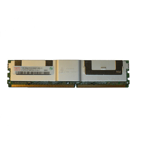 1GB PC2-5300F 667MHz 2RX8 DDR2 ECC Memory RAM DIMM NP948