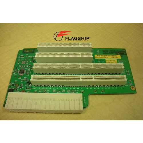 HP PCI BACKPLANE PC BOARD A6070-66520 FOR HP B2600 WORKSTATION.