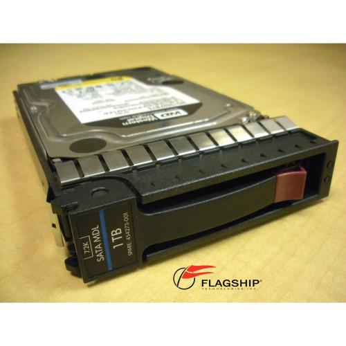 """HP 454146-B21 454273-001 1TB 7.2K 3G SATA LFF 3.5"""" Hard Drive"""