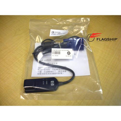 HP AF623A KVM USB RJ45 ADAPTER