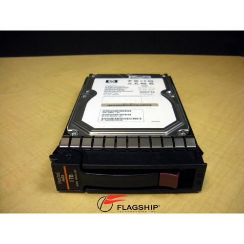 HP AG691B AG691A 1TB FATA EVA M6412 FC HARD DRIVE