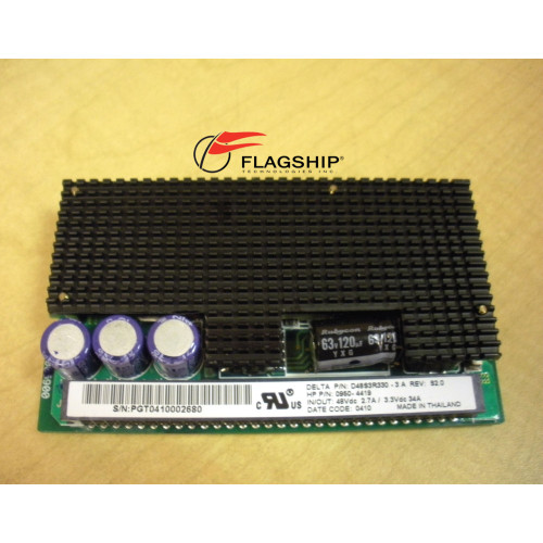 HP 0950-4418 VOLTAGE REG MODULE VRM 5.0 VDC