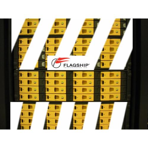 HP QL243B QL337A 3PAR 16 DISK 4GB DRIVE CAGE (No Drives)