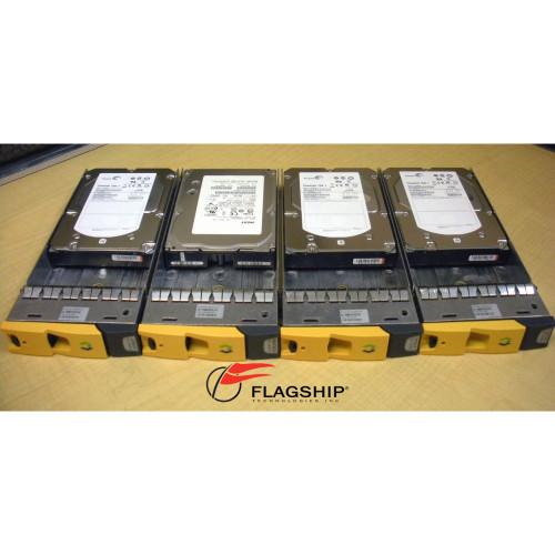 HP QL253B QL337A 3PAR 4 X 600GB 15k 4GB FC DRIVE