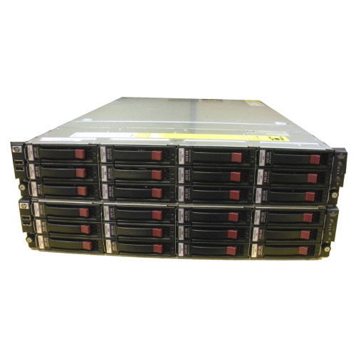 HP AT011A LeftHand P4500 10.8TB SAS Virtualization SAN Solution via Flagship Tech
