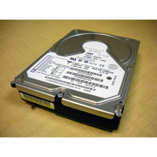 IBM 59H6816 9.1GB 7.2K SCSI Hard Drive via Flagship Tech