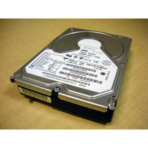 IBM 59H6816 9.1GB 7.2K SCSI Hard Drive via Flagship Tech