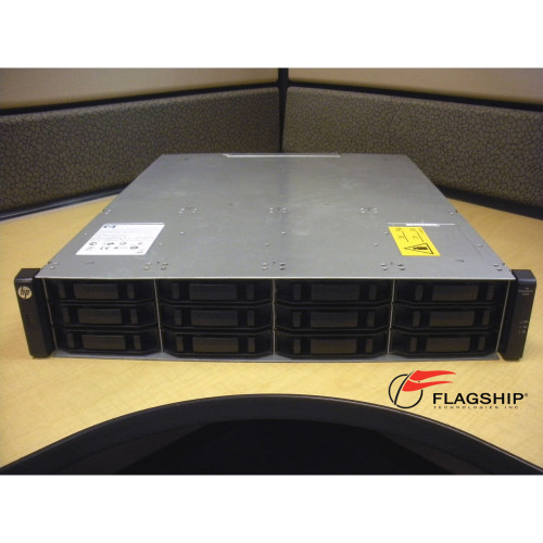 HP AP845A MSA P2000 G3 8Gb FC Dual Controller LFF 12 Bay Array